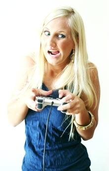 GirlGamer-GameOver