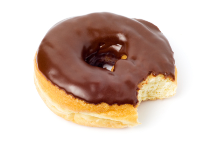 Donut with Bite