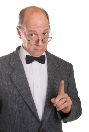 Bow Tie Professor