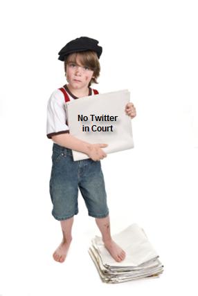 no twitter newsboy