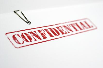ConfidentialPaperClip
