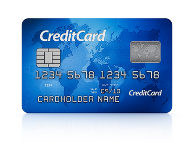 how to connect fake credit card on paypal