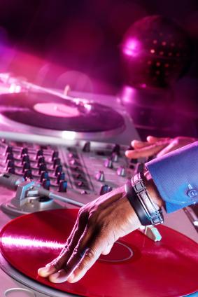 DJ-Turntable-Hand
