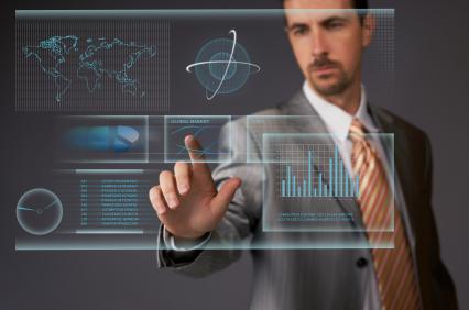 Working with virtual screen