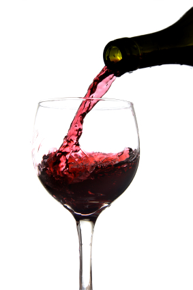 RedWinePour