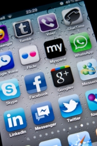SocialMediaPhoneApps