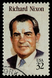 RichardNixonStamp