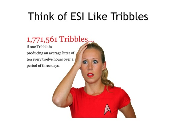 ESI-Tribbles
