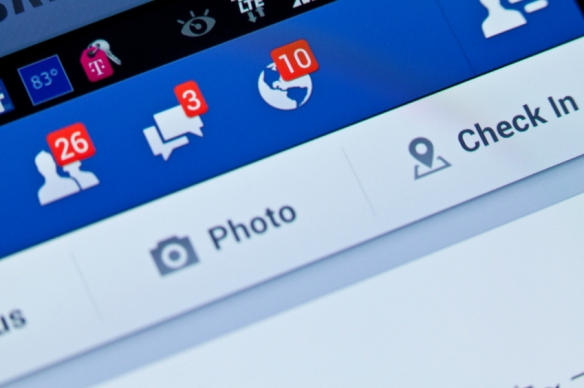 Facebook-Alerts