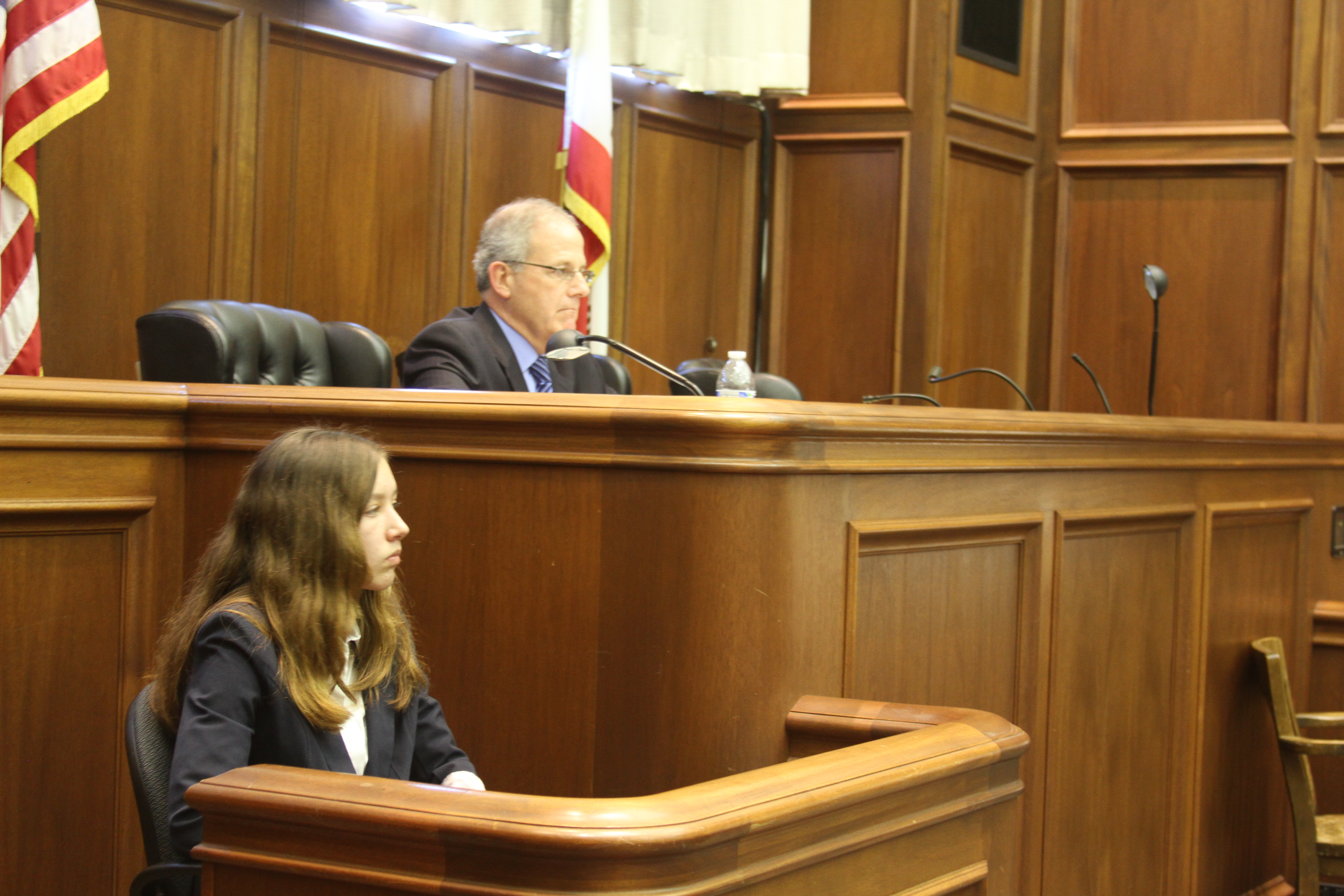 mock trial state v rockefeller direct Illinois state bar association high school mock trial invitational mock trial case addison grant v sam smith none of the characters in this case are real as a direct result of smith's excessive force.